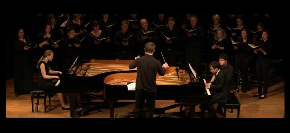 Piano Pinnacle with Vancouver Peace Choir - Brahms Requiem
